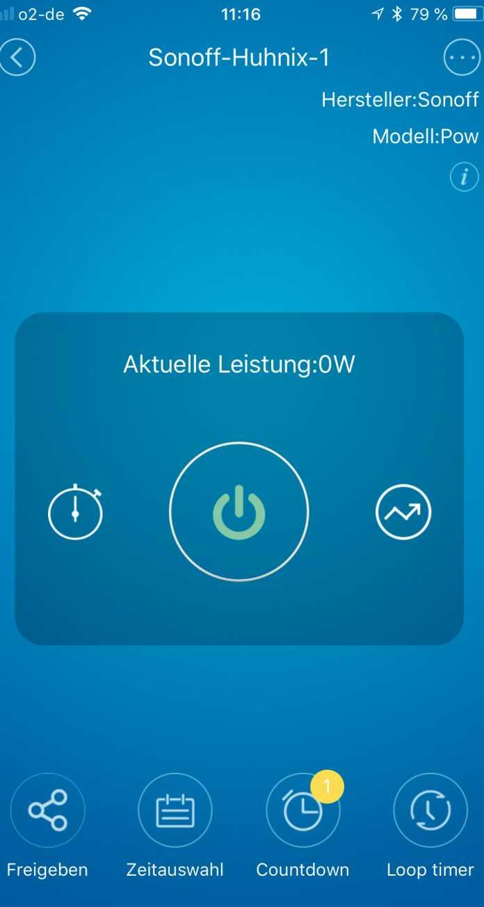 EWeLink-App