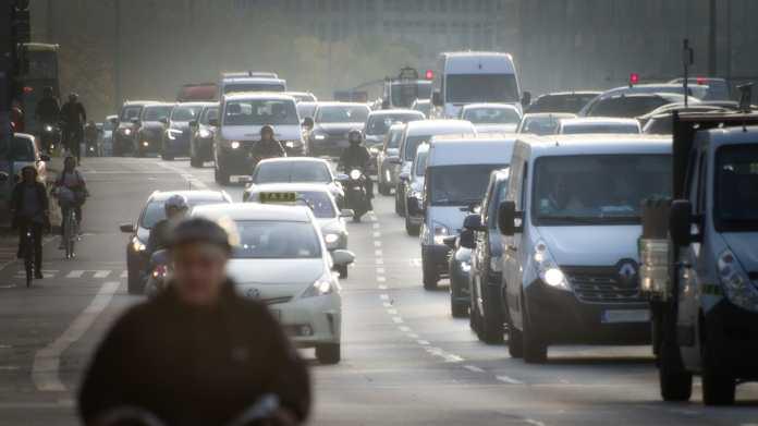 Viele alte Diesel aus Deutschland landen in Osteuropa