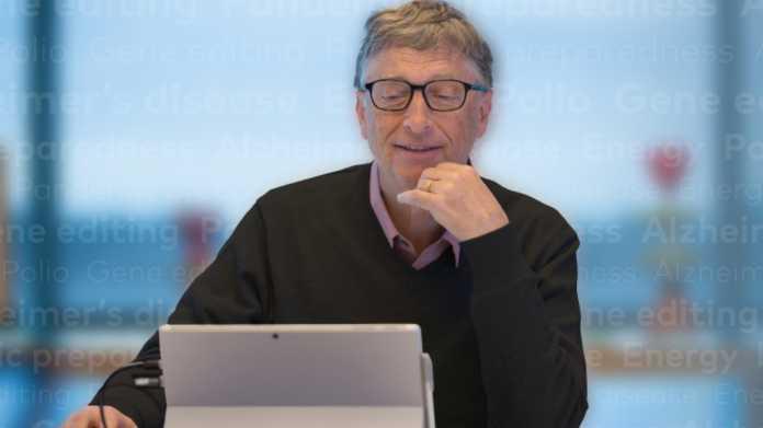 Bill Gates macht kräftig Wind für Atomkraft