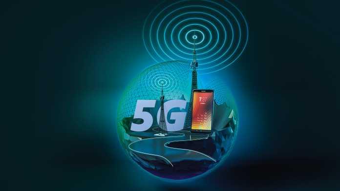 5G für die Welt der Zukunft