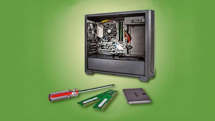 Bauvorschlag: Preiswerter Bürorechner mit Athlon 200GE