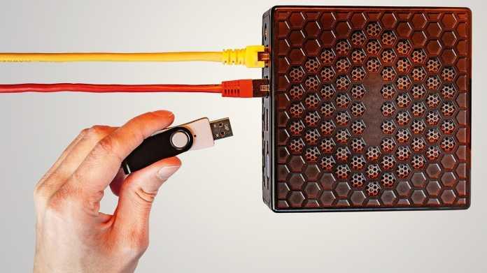 Router-Betriebssysteme auf x86-Mini-PCs installieren