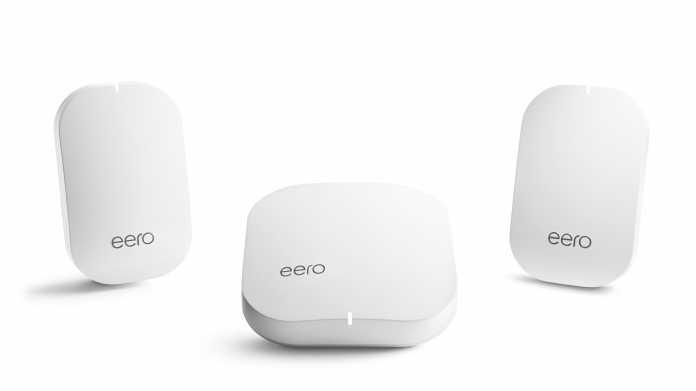 Amazon kauft Mesh-WLAN-Startup Eero