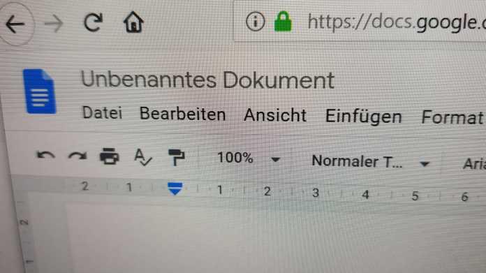 API veröffentlicht: Google Docs wird programmierbar