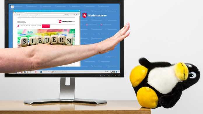 Windows-Zwangsmigration in Niedersachsen: Strafanzeige gegen Landesregierung