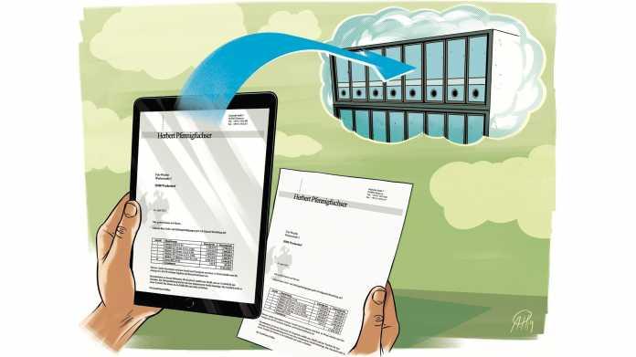 Zwei Apps für die digitale Aktenablage