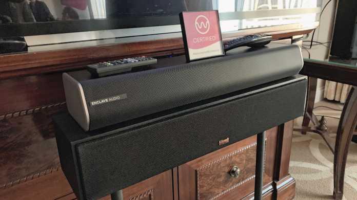 Drahtlose Audioübertragung zu Lautsprechern per WiSA