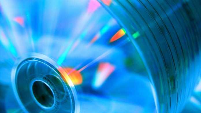 Blu-Ray, DVD