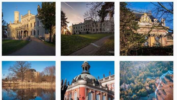 #Schlössersafari: Museum zeigt Instagramer zu mitteldeutschen Burgen