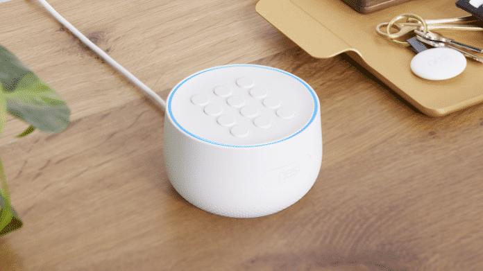 Googles Alarmanlage hat ein Mikrofon, von dem niemand wusste