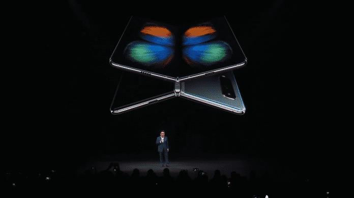 Galaxy Fold: Samsungs faltbares Smartphone für 2000 Euro ab Mai erhältlich