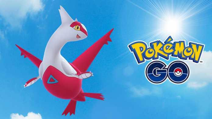 Pokémon Go: Schnappschuss-Funktion freigeschaltet, schillerndes Latias kehrt zurück