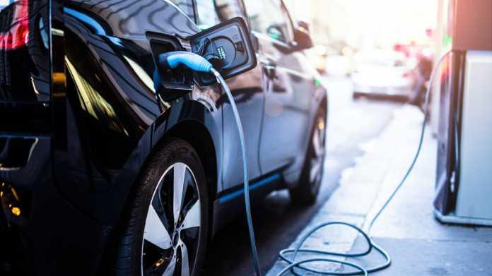 Elektroauto, E-Auto, laden