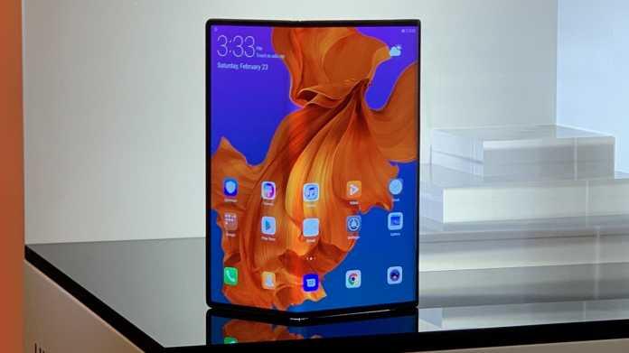 Huawei Falthandy