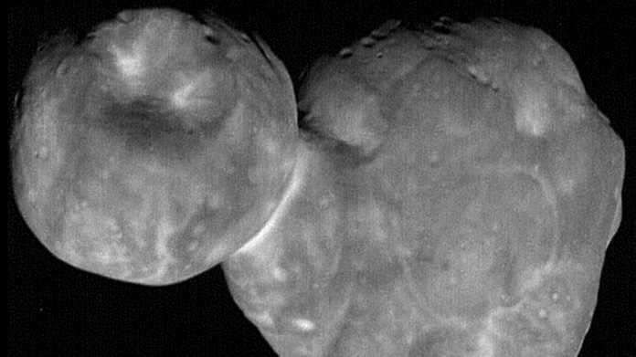 NASA-Sonde New Horizons: Am besten aufgelöste Fotos von Ultima Thule sind da