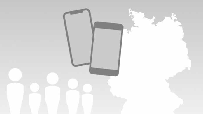 Smartphones in Deutschland