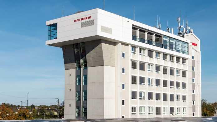 Ericsson übernimmt deutschen Mobilfunk-Antennenbauer Kathrein