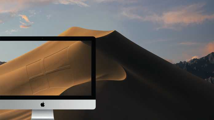 Windows auf dem Mac: Boot Camp vs. Virtualisierer im Test