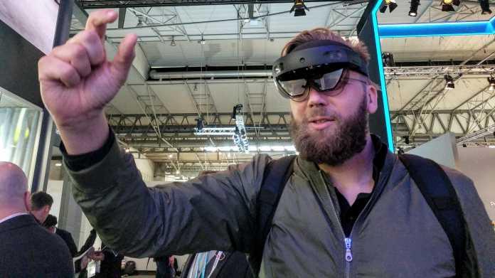 Microsoft Hololens 2 ausprobiert: Viel besser, aber noch lange nicht gut genug