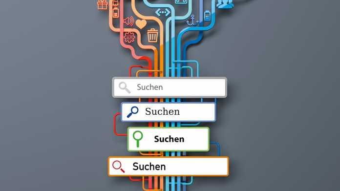 Sechs Allzweck-Suchmaschinen im Vergleich mit Google