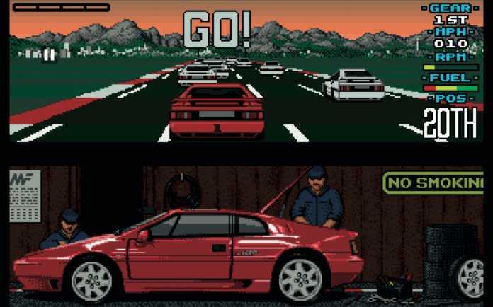 Wer unkomplizierte Rennspiele nach Arcade-Art mag, wird auch an Lotus Esprit Turbo Challenge Gefallen finden.