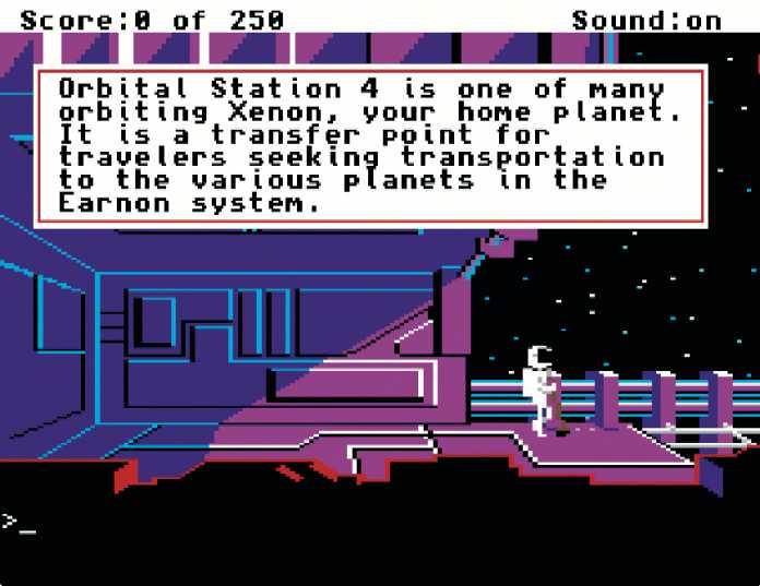 Die Space-Quest-Serie ist ein Muss für alle Science-Fiction-Freunde mit Humor. In der zweiten Folge sollen Sie den Erzschurken Sludge Vohaul stoppen.