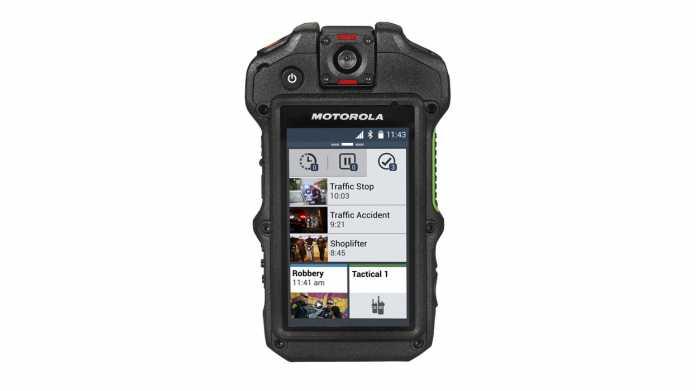 2300 Bodycams für die Bundespolizei von Motorola Solutions