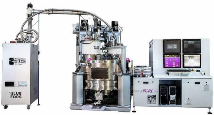 Qubit-Tests bei Tieftemperaturen: Der Cryo Prober ermöglicht in der 300-mm-Waferproduktion schnelle Tests und beschleunigt so die Qubit-Entwicklung.