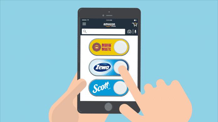 Amazon Dash Buton: Amazon nimmt WLAN-Bestellknöpfe weltweit aus dem Angebot
