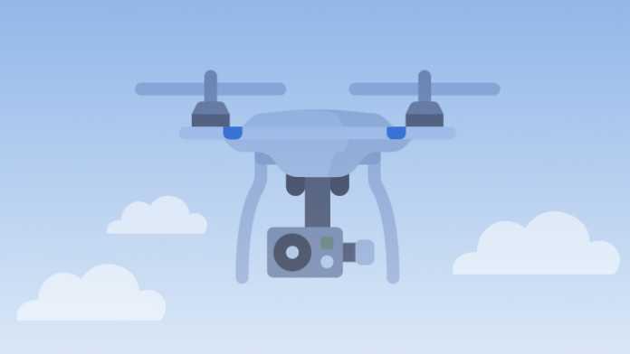 Statistik der Woche: Private und kommerzielle Drohnen über Deutschland