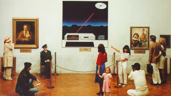 40 Jahre CD: Die silberne Klang-Revolution