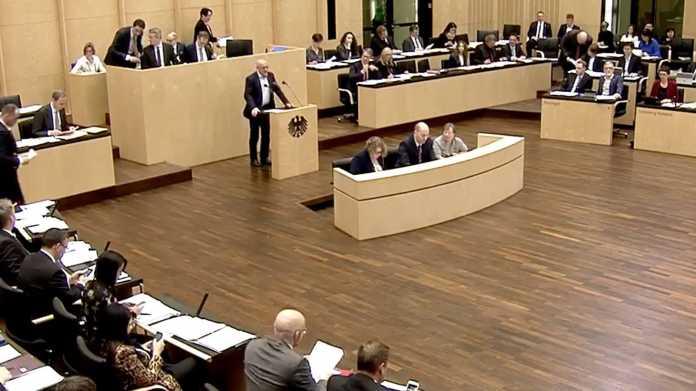 Diesel: Bundesrat befürwortet Einschränkung und Überwachung von Fahrverboten