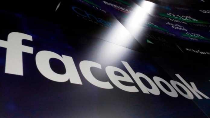Facebook-Schriftzug
