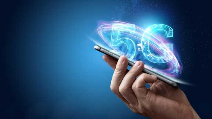 Smartphone mit 5G