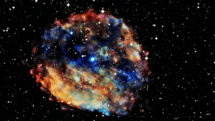 Gravitationsschleuder für interstellare Reisen