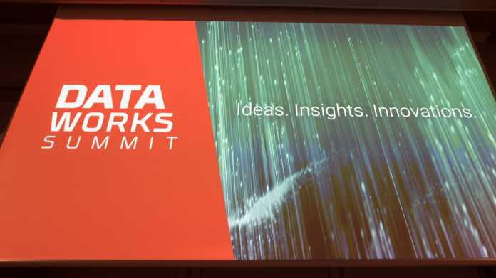 DataWorks Summit Europe 2019: Enterprise Data Cloud als Vision