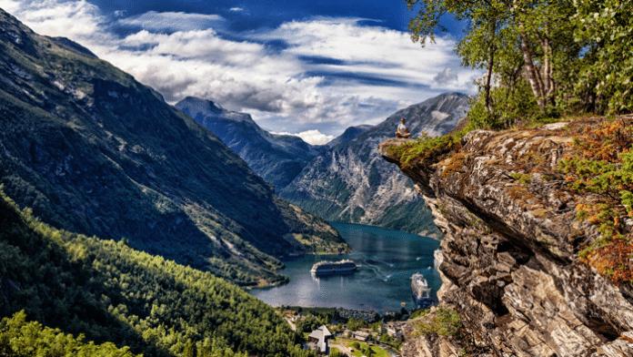 Fjorde, die stinken
