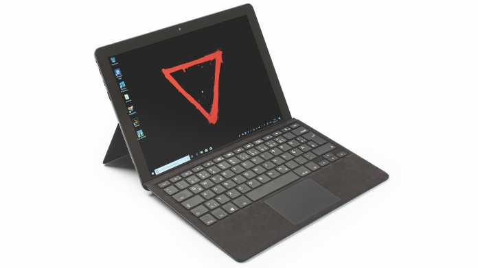 Crowd-Hardware: Windows-Tablet Eve-Tech Eve V mit 3:2-Bildschirm