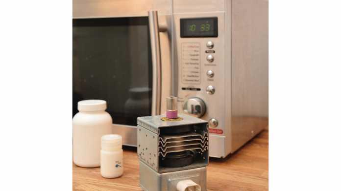 Minilabor Mikrowelle
