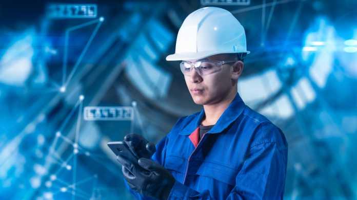 5G für Roboter, Produktionsmaschinen, Logistiker und AR in der Industrie 4.0