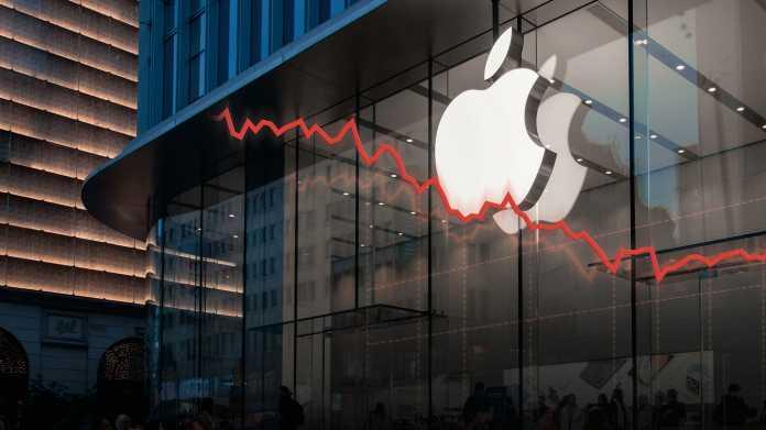 iPhone-Krise: Stürzt Apple ab?