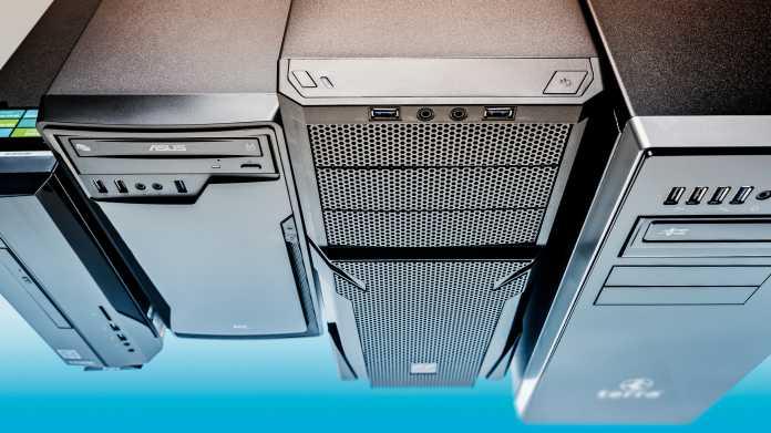 Günstige Allround-PCs für unter 500 Euro