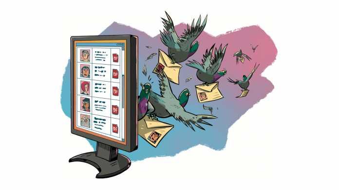 Serien-Mails aus Office verschicken