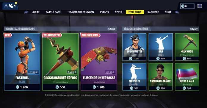 Fortnite hält Spieler über Battle-Pässe bei der Stange. Bei der Teilnahme an damit zugänglichen Online-Events verspricht der Hersteller weitere Gewinne und Aufstiegsmöglichkeiten.