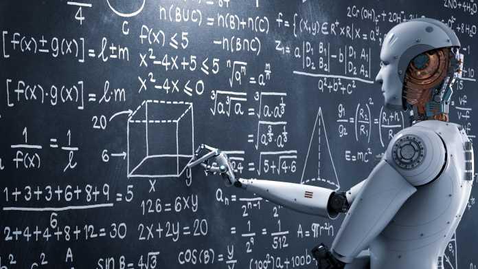 Erstes wissenschaftliches Buch eines Algorithmus' veröffentlicht