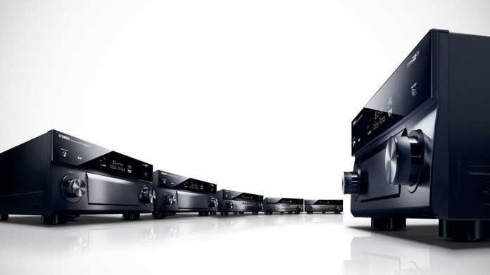 Yamaha: Firmware bringt AirPlay 2, eARC, Quoboz, Google Assistant und mehr