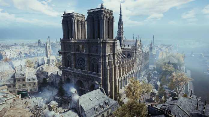 Nach Brand in Notre Dame: Ubisoft verschenkt Assassin's Creed Unity