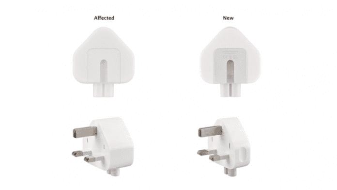 Stromschlaggefahr: Apple ruft Netzteile zurück