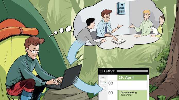 Outlooks Web-Kalender wird erwachsen