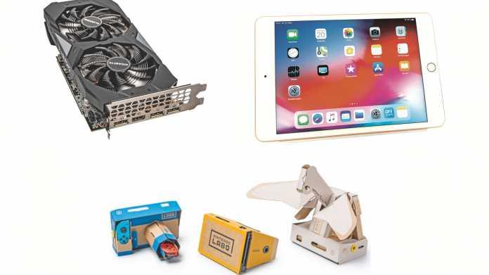 Tablet: Apple iPad mini 5. Generation